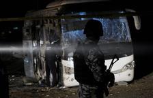 Egipte mata 40 terroristes per l'atemptat de Gizeh