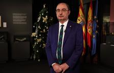 Javier Lambán califica el separatismo catalán de cáncer para la sociedad