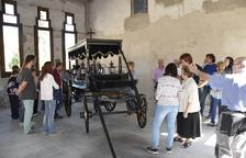 Obras para ampliar el cementerio de Linyola