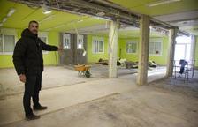 Agramunt converteix l'antiga llar d'infants en un espai cívic