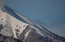Cinco muertos en los Alpes por el temporal de nieve