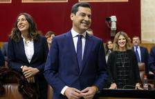"Moreno governarà Andalusia ""sense prejudicis i sense cordons sanitaris"""