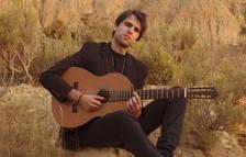 Guitarra amb accent flamenc