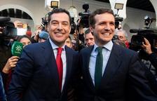 """Rajoy avisa Casado sobre Vox: """"No són bons els doctrinaris"""""""