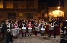 Más de 110 tambores resuenan en Torrelameu
