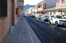 Més de 63.000 euros per renovar els serveis al carrer Ñ de Mequinensa