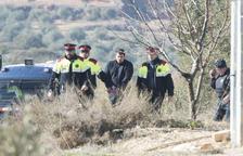 El caçador va rematar els rurals a terra a boca de canó, segons els forenses