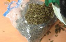 Decomisan 6,5 kilos de marihuana en Andorra