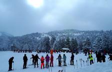 Lleida assoleix els 300 km de pistes esquiables després de l'última nevada