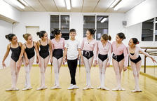 El lleidatà Justin Costache, d'11 anys, distingit per la Royal Academy of Dance de Londres amb la nota més alta
