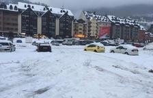 Odissea al Pallars, la Ribagorça i l'Alt Urgell per netejar de neu 1.300 km de carreteres