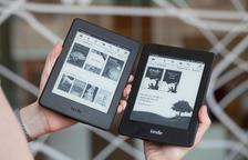 Tauletes i 'ebooks' d'Amazon