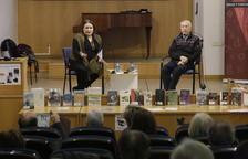 Tertúlia literària amb Josep Vallverdú a la Biblioteca Pública de Lleida