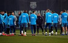 El Barça, a buscar la remuntada