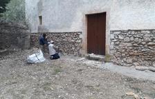 Obre el primer refugi de 'muntanya' de les Garrigues