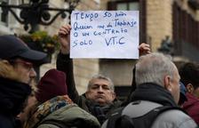 La principal empresa de VTC de Barcelona despide a toda su plantilla