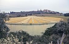 Nova portada d'aigua des de Palou a dos nuclis de Torrefeta