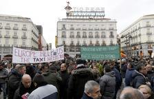 Uber i Cabify deixen avui Barcelona per les restriccions per als VTC