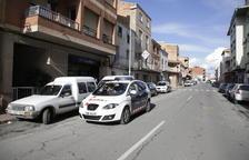 Detingut per atracar un banc a punta de pistola a Albatàrrec