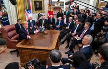 Trump se'n va en sis mesos del tractat d'armes nuclears