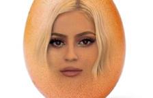 Un ou, la imatge amb més 'likes'