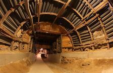 Mines i aiguabarreig, la nova oferta turística de Mequinensa