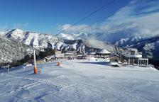 Espot garanteix l'esquí a Port Ainé i Baqueira Beret mentre duri la reparació del telecadira
