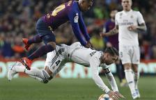 El Bernabéu decidirà el finalista de la Copa