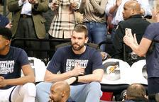 Els Memphis Grizzlies traspassen Marc Gasol als Toronto Raptors
