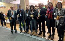 Lleida exhibe en Berlín potencial exportador