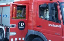 Rescaten un nen tancat dins d'un cotxe a Lleida