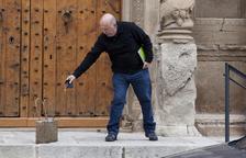 El capellà investigat abandona Lleida