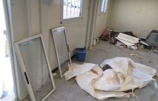Els Mossos investiguen destrosses al local juvenil d'Arbeca després de tancar
