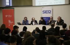 L'especial de Ràdio Lleida amb Ignasi Calvo, Miquel Iceta, Mercè March, Fèlix Larrosa i Santi Costa.