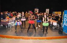 Alumnes de l'institut Ronda van fer activitats d'animació cultural.