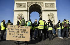 Tres mesos de protestes dels Armilles Grogues a França