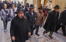L'expulsió de les tropes carlines, amb la Processó del Puro a Cervera