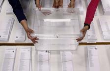 Només un de cada cent lleidatans està afiliat a alguna formació política