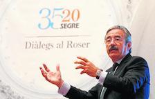 Telefónica reobre els Diàlegs al Roser amb empresaris