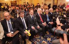 """Torra dice que Tajani se ha convertido en una """"marioneta"""" de la derecha en la Eurocámara"""