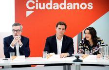 Ciutadans no pactarà amb Sánchez ni amb el PSOE després de les eleccions