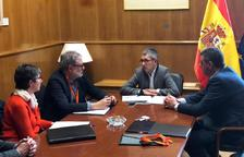 Lleida demanarà augmentar el cabal mínim a la canalització a 12 m³/s
