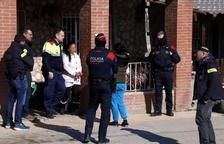 Espectacular batuda contra el tràfic de droga a Lleida