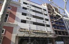 El nou edifici de la Diputació costarà 4,1 milions, un 46% més del que estava previst