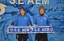 Dos futbolistes japoneses, a prova a l'AEM fins diumenge