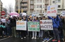 El Govern català augmenta fins a 42,5 milions els ajuts als CET