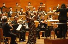 Sibelius sona a Lleida amb la violinista coreana Clara-Jumi Kang