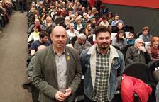 ERC i CUP, junts en una sola candidatura a les Borges
