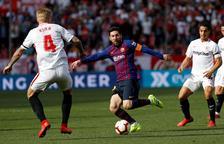 Messi firma un nou recital