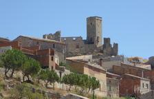 Muere una vecina de Lleida al chocar dos coches en la C-14 en Ciutadilla